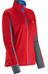 Salomon W's Equipe Softshell Jacket Poppy/Dark Cloud
